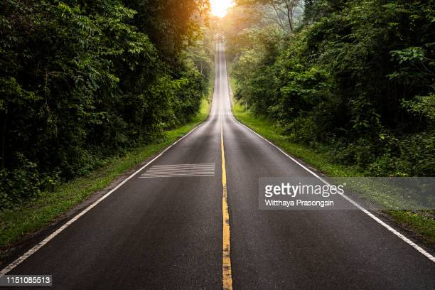 road - long stock pictures, royalty-free photos & images