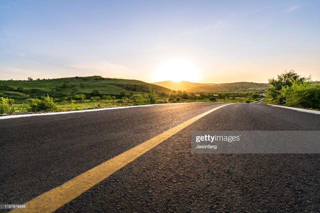 道路 : ストックフォト