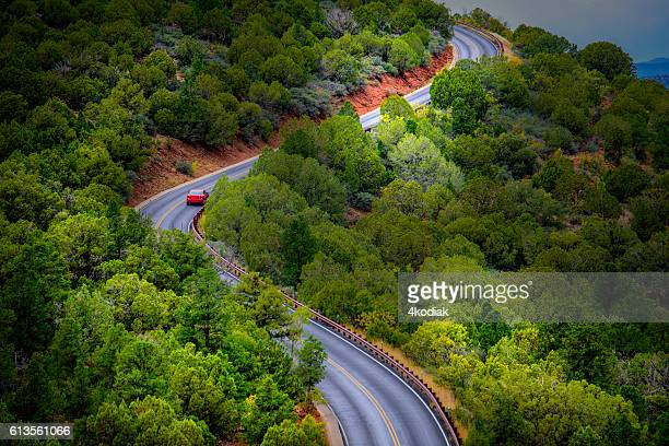 road - uphill stock pictures, royalty-free photos & images