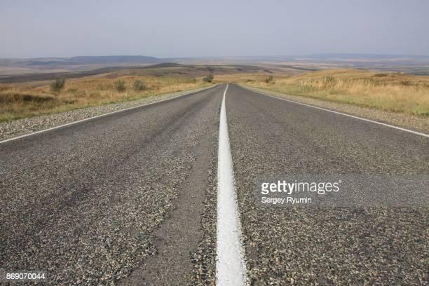 road - 北コーカサス ストックフォトと画像