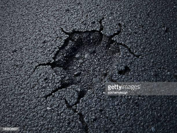Road Pot hole