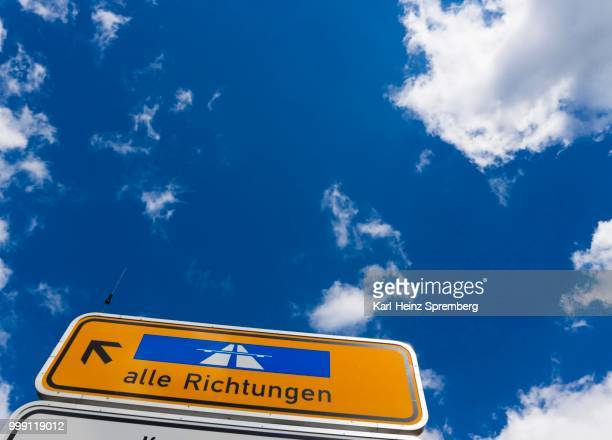 road sign - captions stock photos and pictures
