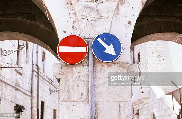 Road signs in Italy - Segnaletica stradale n Italia