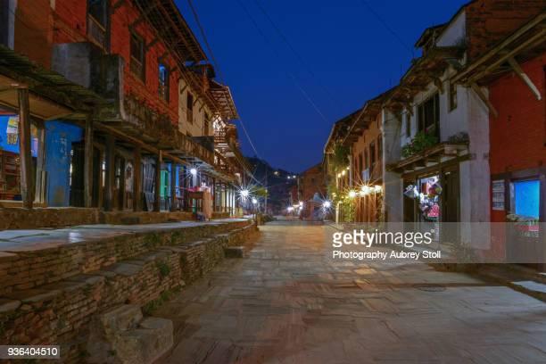 Road Through Bandipur