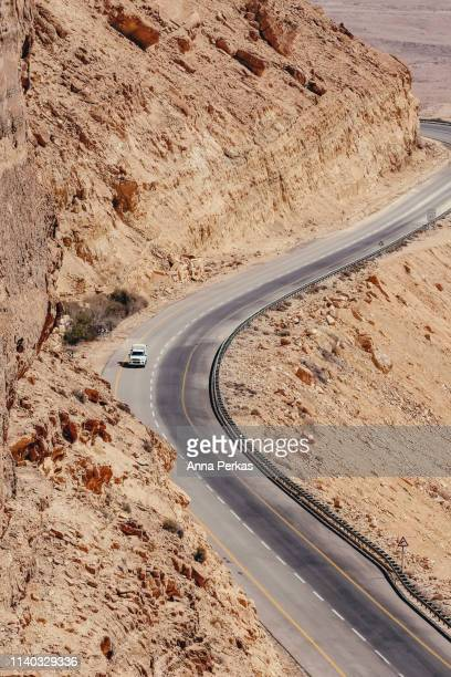 road through the wild - beige stock pictures, royalty-free photos & images