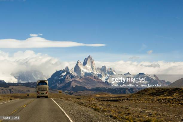 A road to Fitz Roy