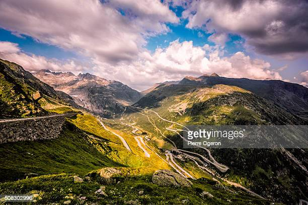 Road to Grimselpass