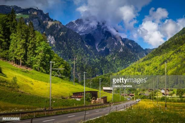 Road to Grindelwald