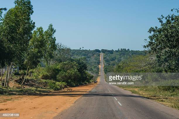 Road to Inhambane