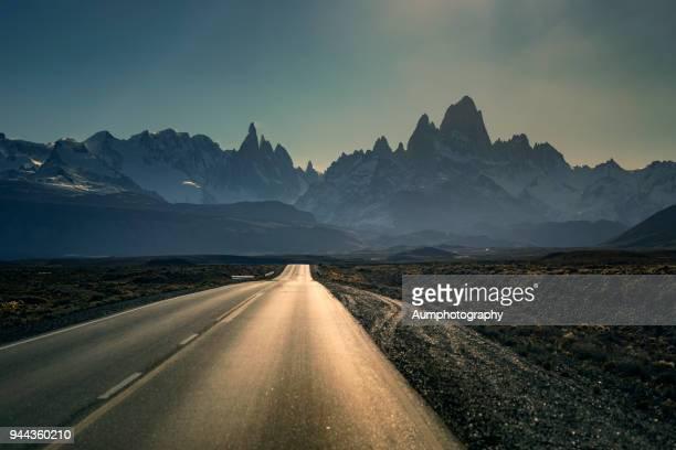 Road to Patagonia , Argentina