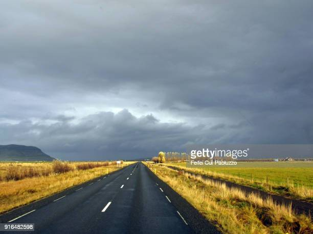 Road to Selfoss, South Iceland