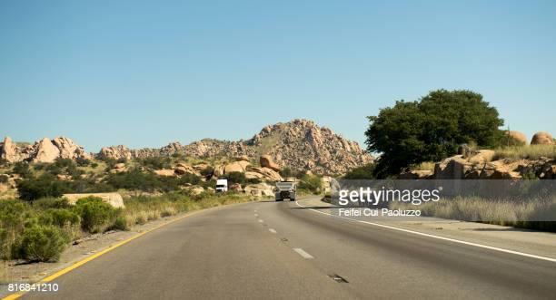 Road to Seligman, Arizona, USA