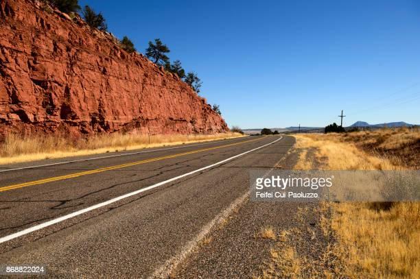 Road to Seligman Arizona, USA