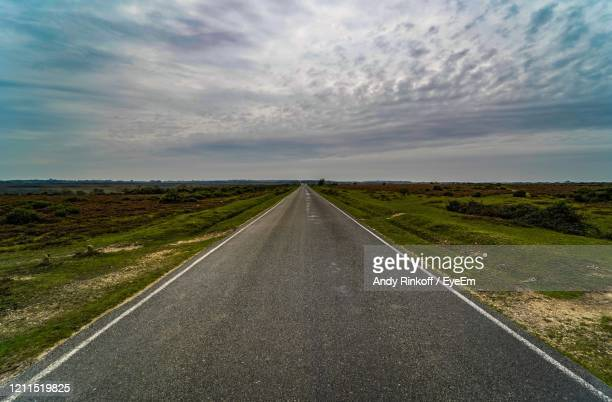 road to somewhere - andy rinkoff stock pictures, royalty-free photos & images