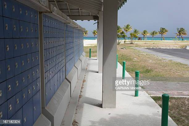 Road Town the capital of Torotola the main Island of the archipelago of the British Virgin Island in the Caribbean before the building of government...