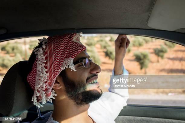 road travel - arabische kultur stock-fotos und bilder