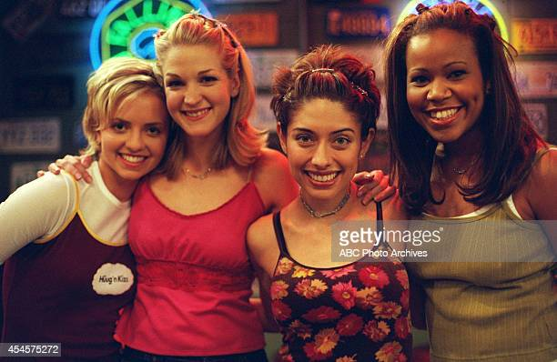 WORLD Road Trip Airdate February 5 1999 NOBODY'S ANGEL SARAH SMITH AMY SUE HARDY ALITZAH AND