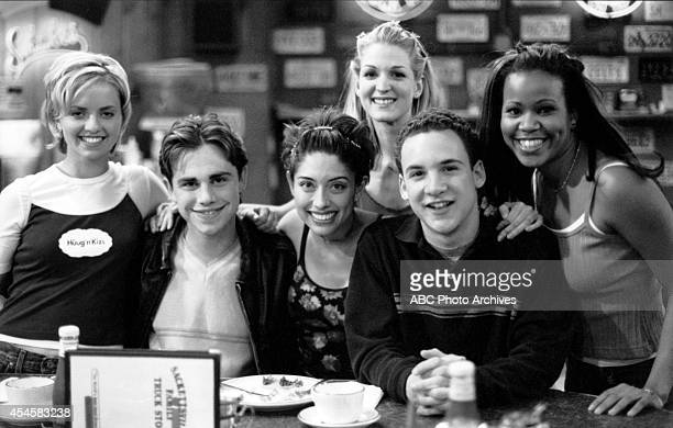 WORLD Road Trip Airdate February 5 1999 RIDER STRONG AND BEN SAVAGE WITH POP BAND NOBODY'S ANGEL SARAH SMITH ALITZAH AMY