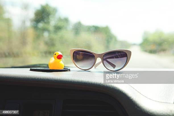 Road trip dashboard