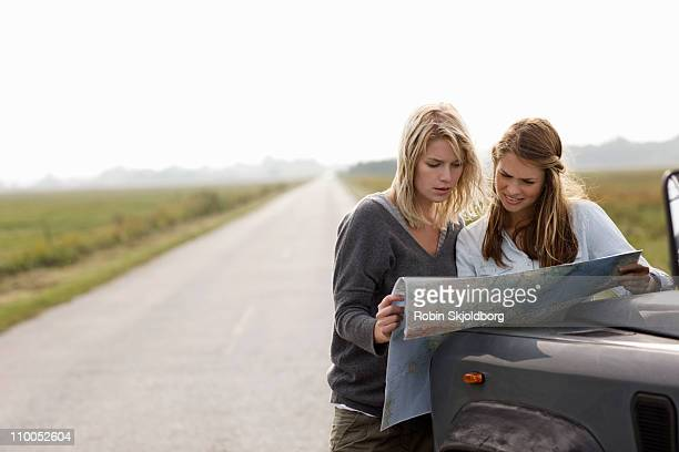 road trip - lost stock pictures, royalty-free photos & images