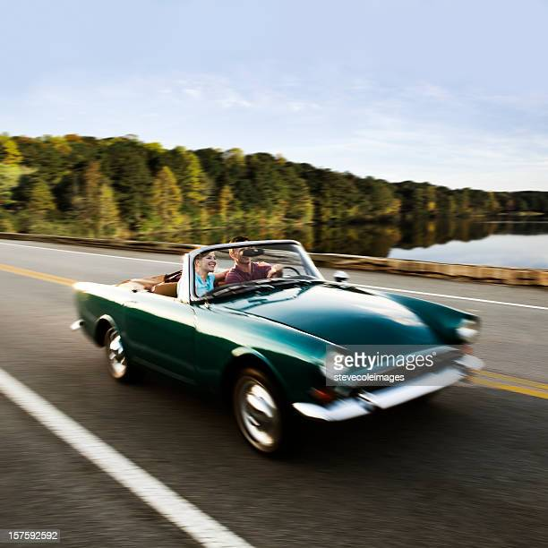 road trip - vintage car stock pictures, royalty-free photos & images