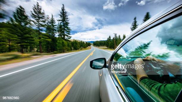 road trip - driving stock pictures, royalty-free photos & images