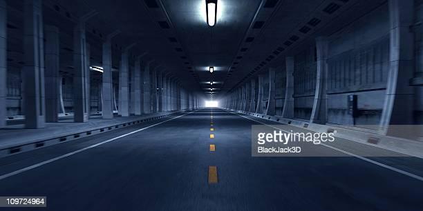 túnel rodoviário - túnel estrutura feita pelo homem - fotografias e filmes do acervo