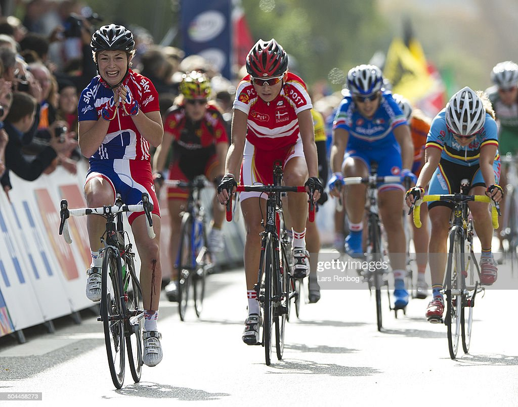 09 30 Uci Road World Championships Road Race Junior Women Photos