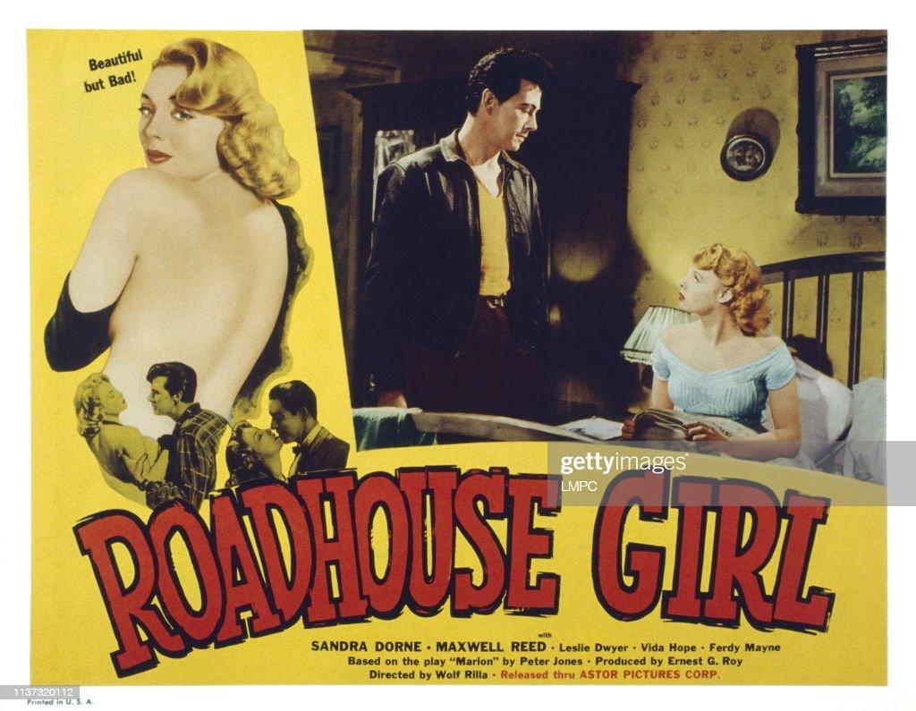 Roadhouse Girl : News Photo