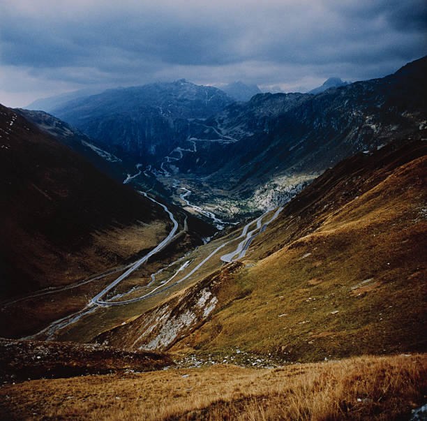 Roads in Valley