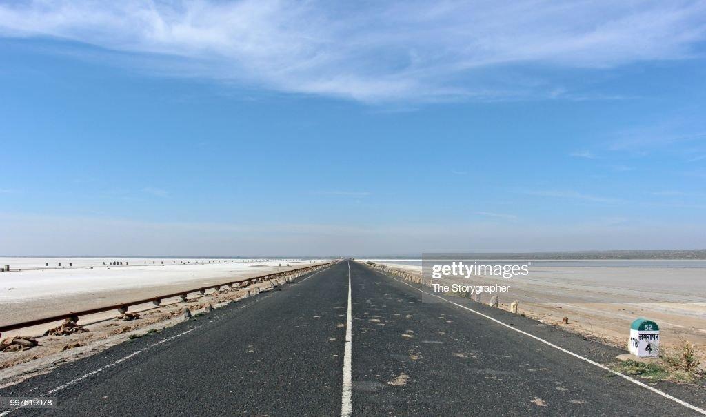 Roads less Traveled : Stock Photo