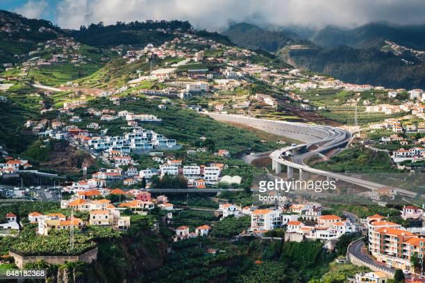Roads On Madeira Island