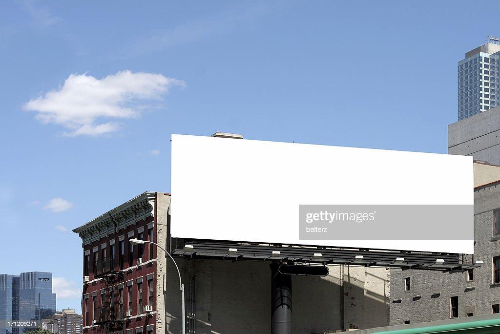 Panneau d'affichage routier : Photo