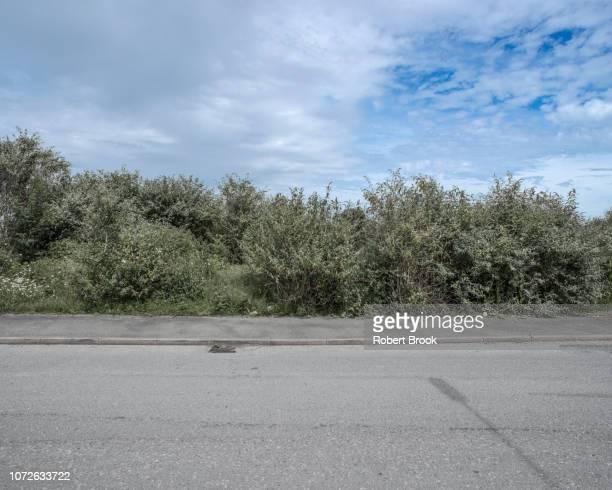 roadside - 工場地帯 ストックフォトと画像
