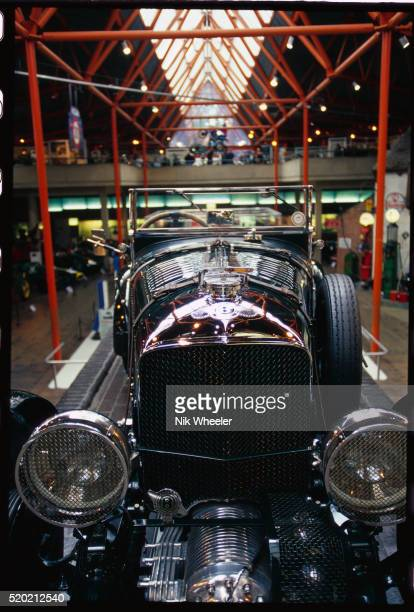 Roadster at the National Motor Museum