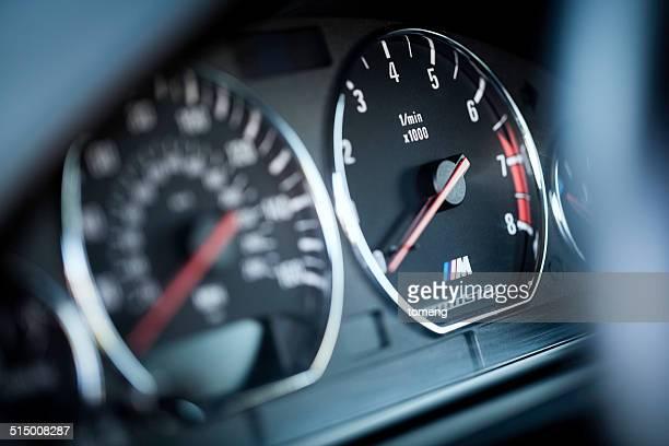 BMW M Roadster innen