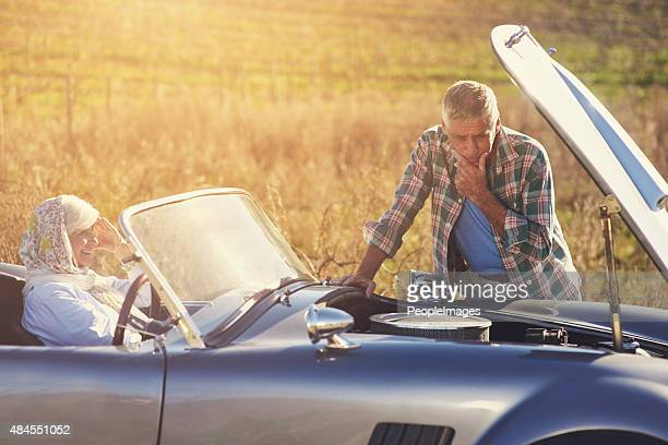 Roadtrip car trouble