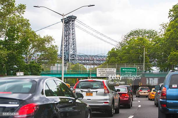 Roadway traffic, New York