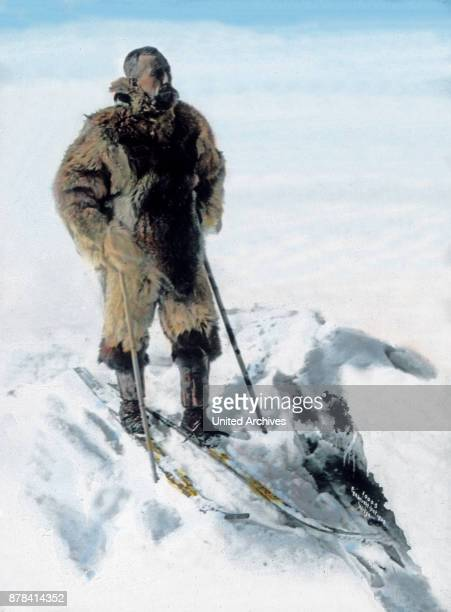 Roald Amundsen Polarforscher explorer of polar regions