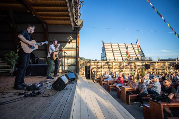 NOR: Minor Majority Concert In Oslo