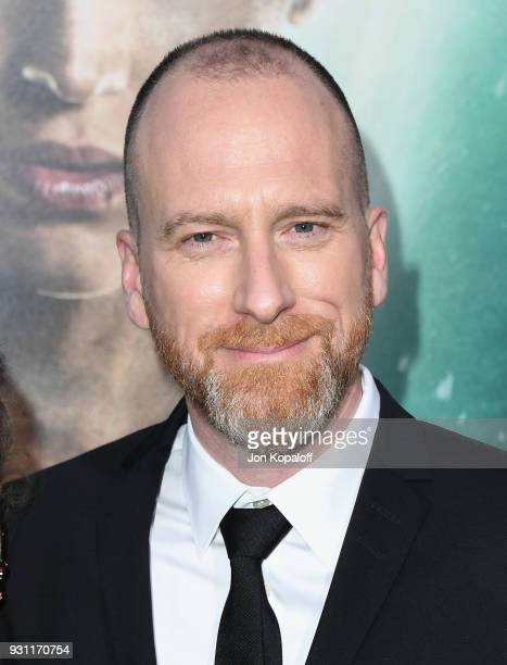 Roar Uthaug attends the Los Angeles Premiere 'Tomb Raider' at TCL Chinese Theatre IMAX on March 12 2018 in Hollywood California