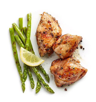 roasted chicken meat 990079064