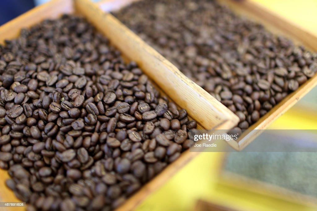 The Coffee Economy In Costa Rica : News Photo
