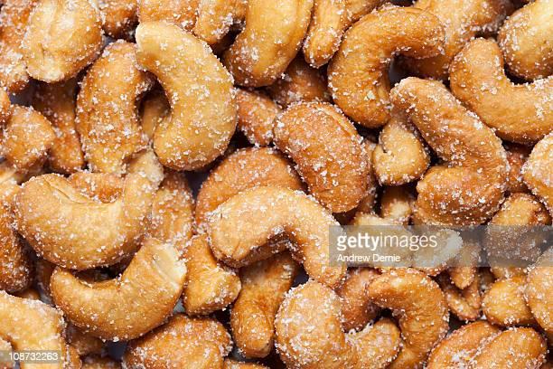 roasted nuts - andrew dernie stockfoto's en -beelden