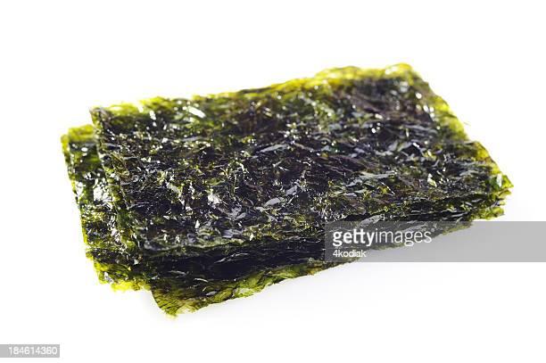 Algas asado
