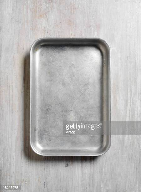 roasting tray - tray stock pictures, royalty-free photos & images