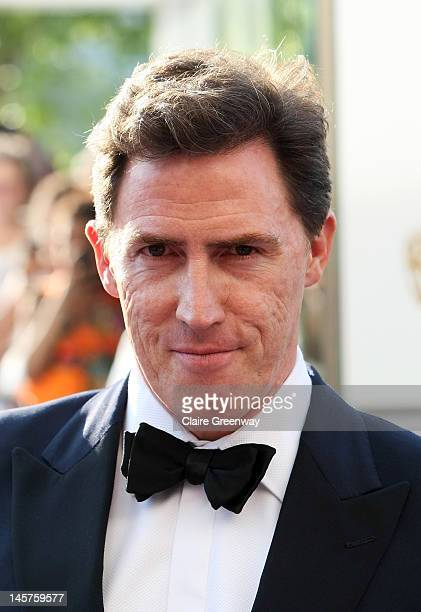 Rob Bryden attends The Arqiva British Academy Television Awards 2012 at The Royal Festival Hall on May 27 2012 in London England