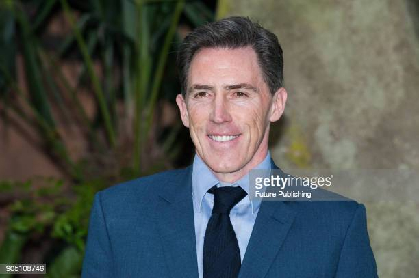 Rob Brydon arrives for the world film premiere of 'Early Man' at the BFI Imax cinema in the South Bank district of London January 14 2018 in London...