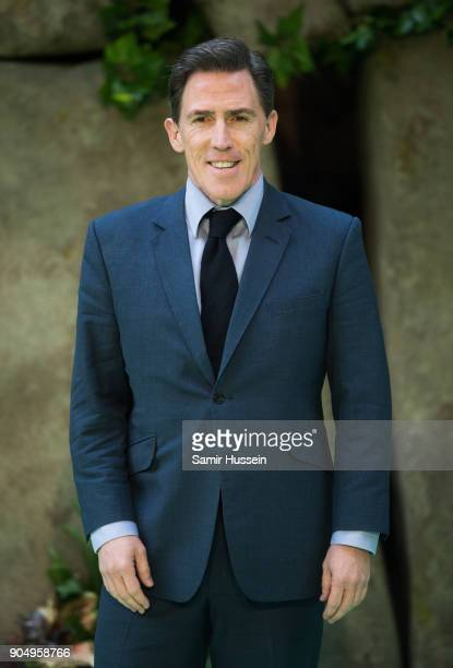 Rob Brydon attends the 'Early Man' World Premiere held at BFI IMAX on January 14 2018 in London England