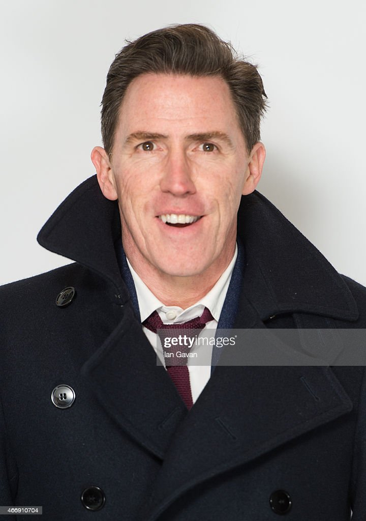 Rob Brydon attends The Roundhouse Gala at The Roundhouse on March 19, 2015 in London, England.